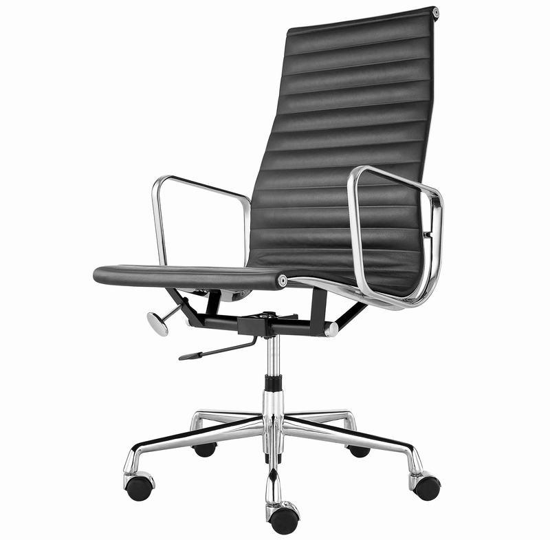 eames aluminum group executive chair images