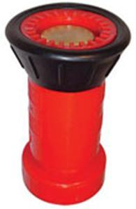 Red Lexan Plastic Industrial Fog Nozzle