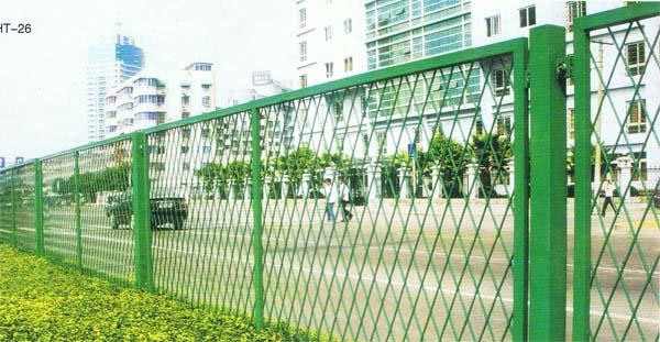 cerca de jardim em pvc : cerca de jardim em pvc:/PVC do PVC/cerca revestida verde do PVC –Tela de aço revestida de