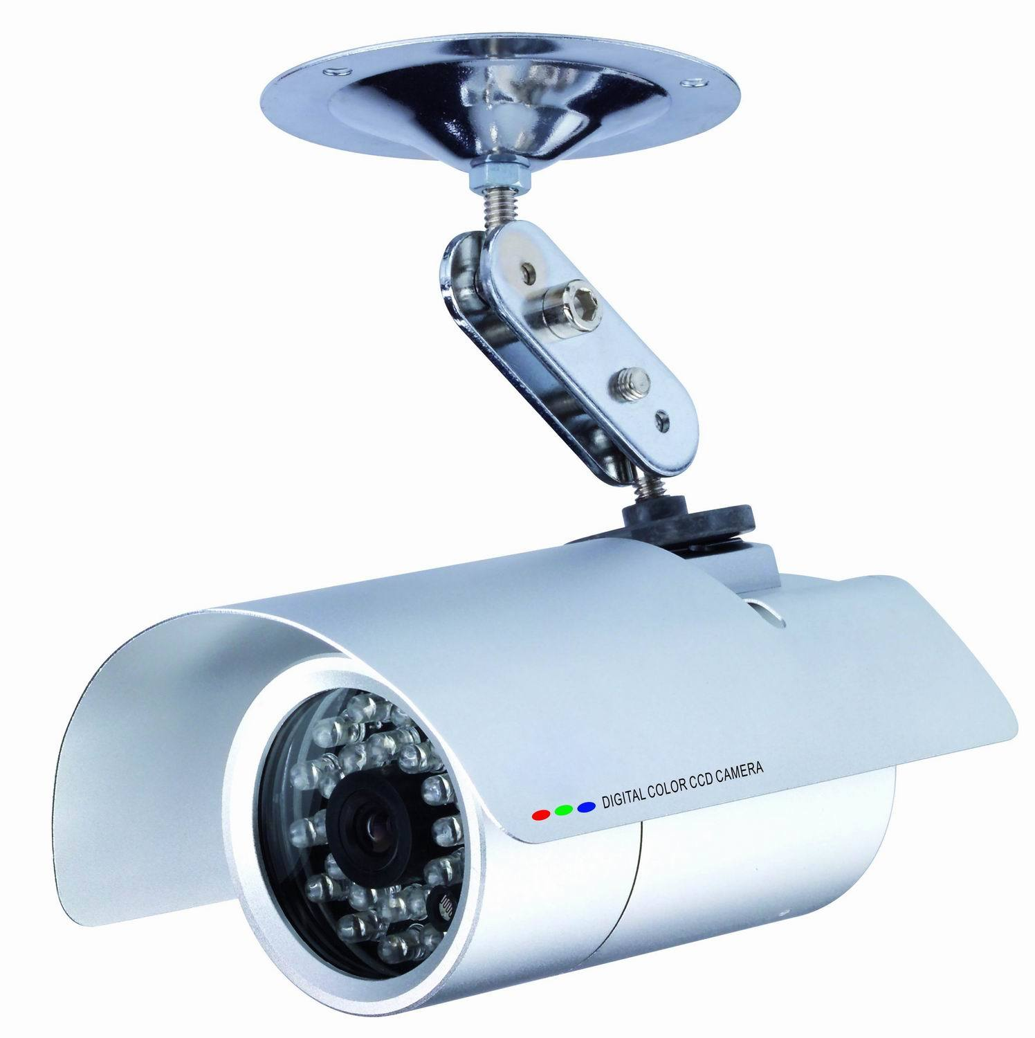 China Outdoor Waterproof Ccd Surveillance Camera With Ir 30m Tgl A715f China Surveillance