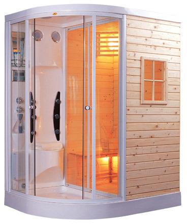 Sauna Steam Room (GS-8802)