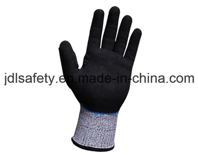 Anti-Vibration Work Glove with TPR (TPR9002)