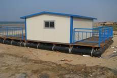 HDPE Leisure Fishing Platform