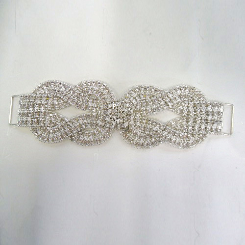 Fashion with Diamond Accessories Brooch (WJ-033)