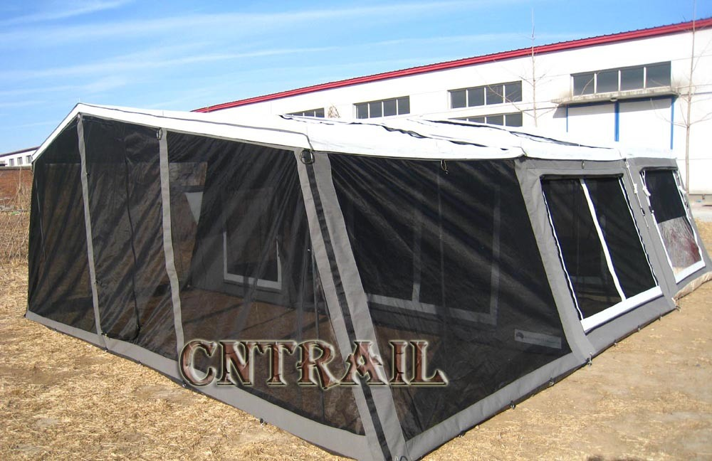 Cool China Trailer Tent SC01 Two Person Model Photos Amp Pictures  Madein