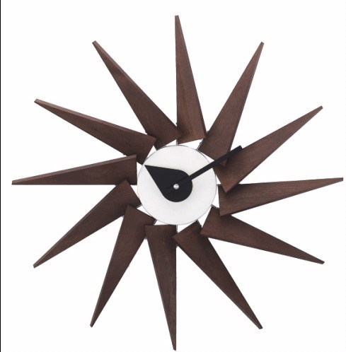 China george nelson turbine wall clock china george for Nelson wall clock