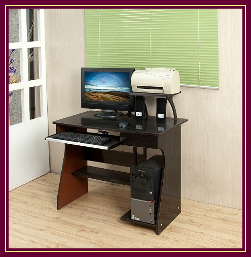 Home Office Computer Table (C-203) - China Computer Desk, Computer
