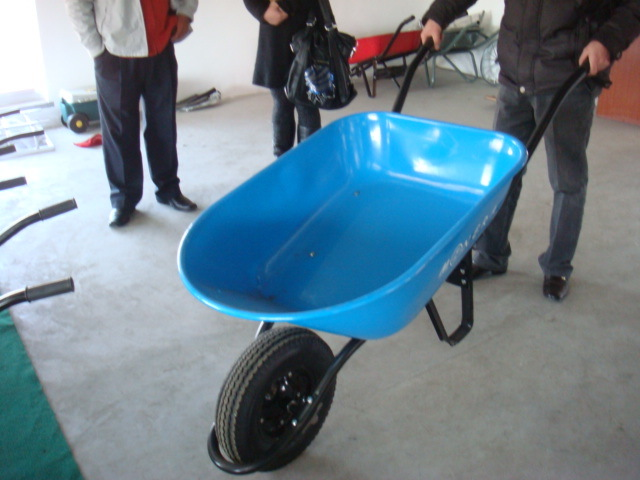Wheelbarrow and Wheel Barrow for Latin America