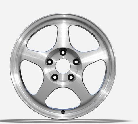 Alloy Wheel for Car 1601