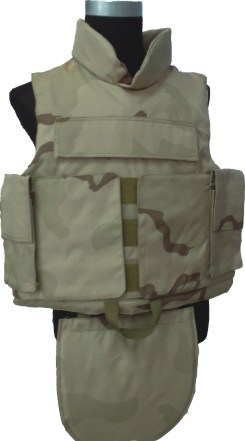 Military Tactical Bulletproof Vest