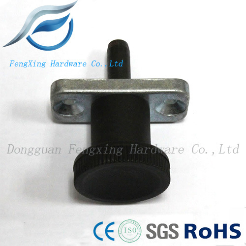 Carbon Steel/Stainless Steel Flange Index Plunger (GN608.1-6-6)