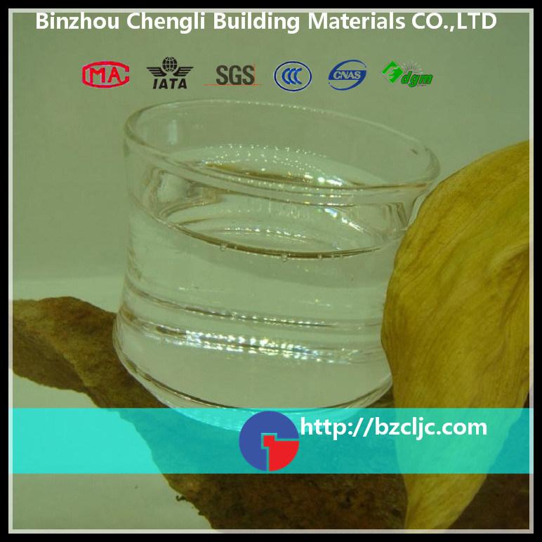 Reduce Shrinkage Crackage in Hot Climates Admixture Polycarboxylate Superplasticizer