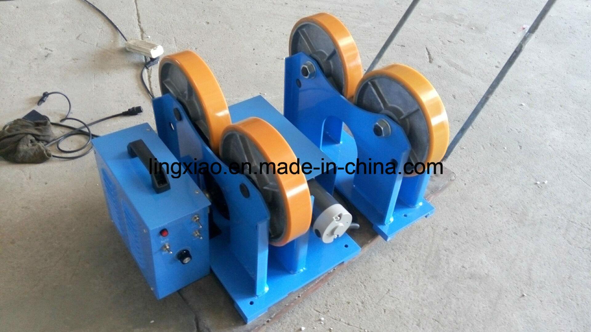 Ce Certified Welding Roller for Circular Welding