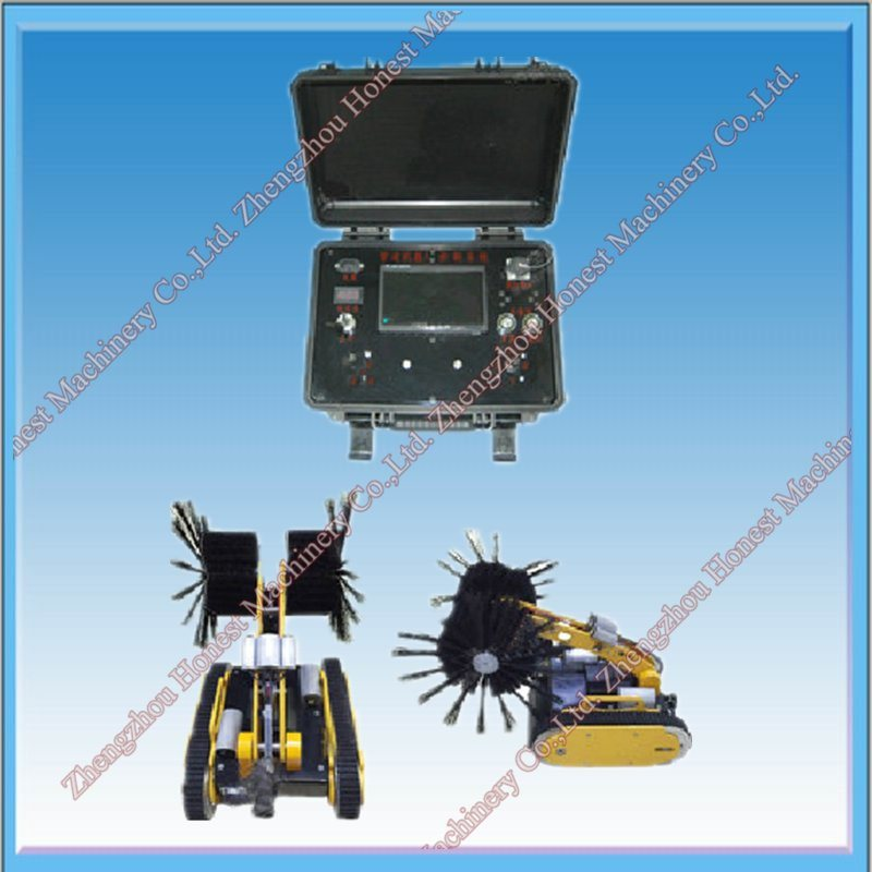 High Effection Duct Cleaning Robot Made in China