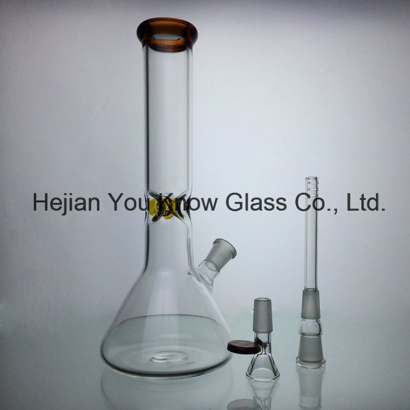 10 Inch Glass Water Smoking Pipe Beaker Glass Water Pipes