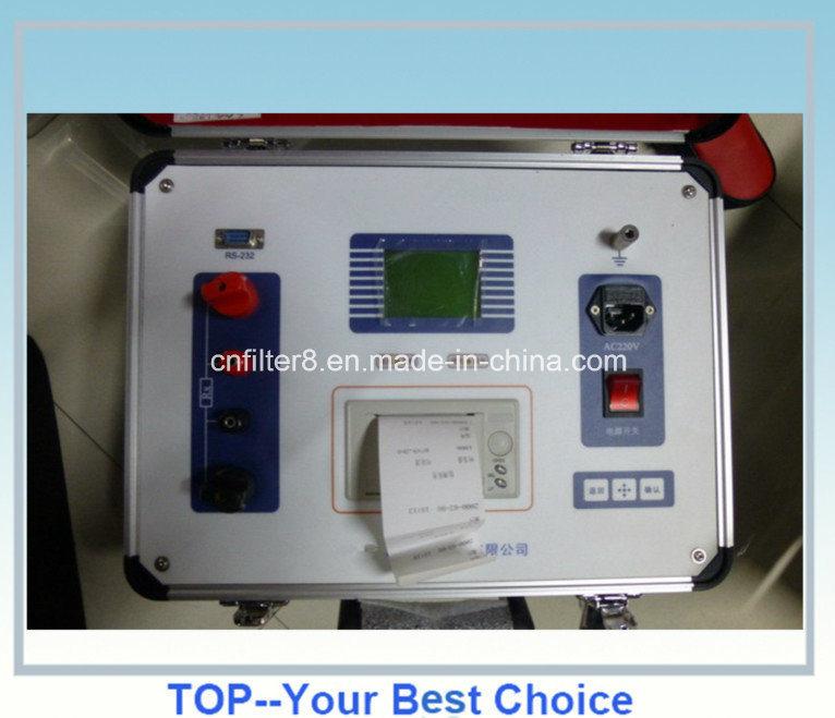 IEC62271 Output DC 600A/400A/300A/200A/100A Contact Resistance Measuring Instrument (CRT-600A)