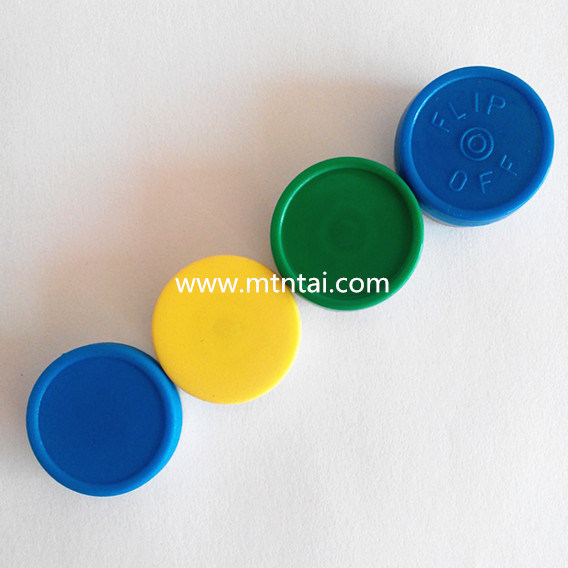 20mm Pharmacuetical Packing Grade Flip off Caps