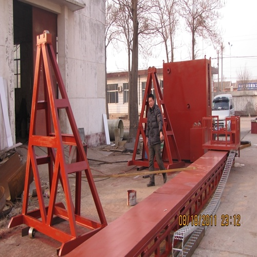 FRP/GRP Tank Winding Machine FRP Tank Mould Fiberglass Tank Machine