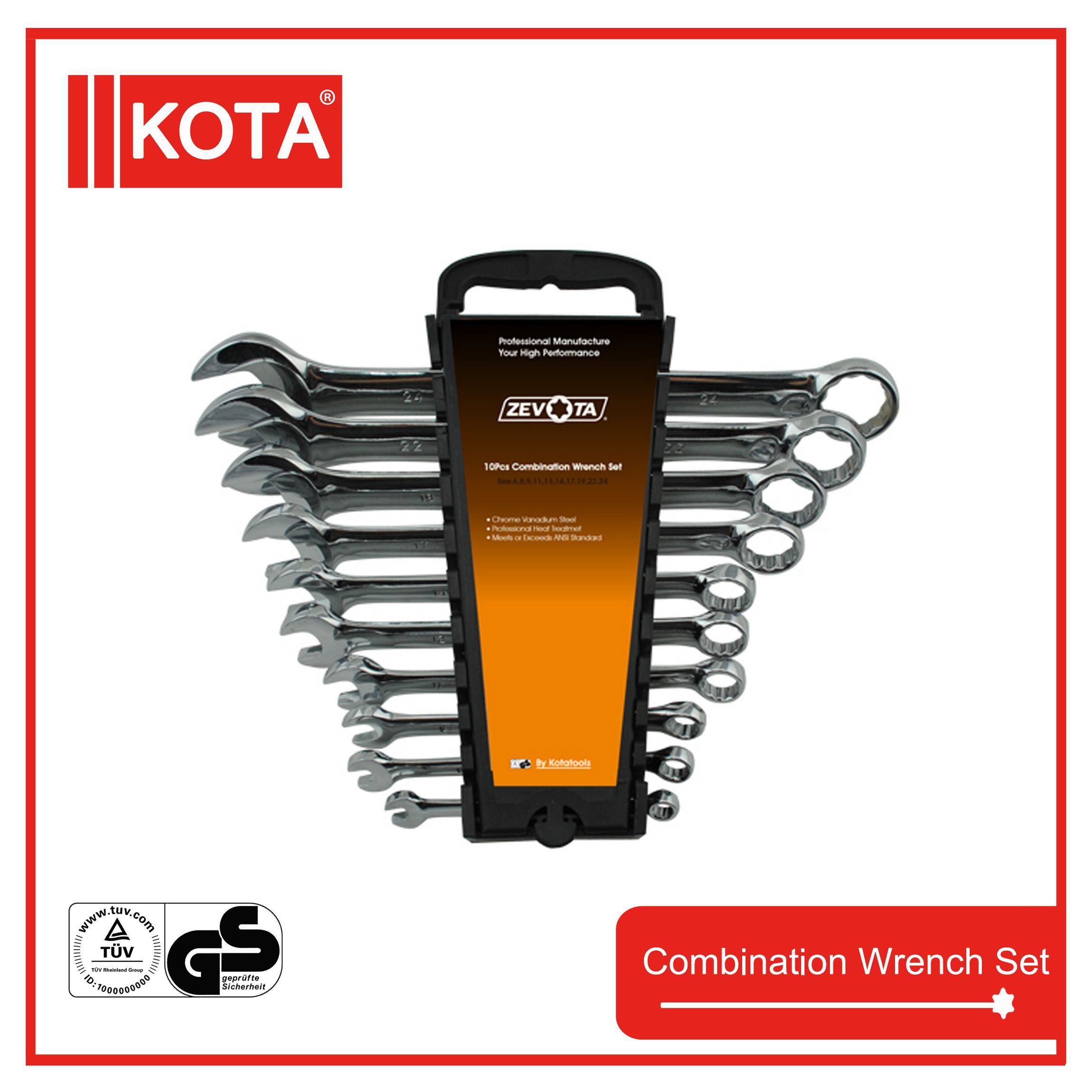 finish 6 chrome vanadium steel adjustable wrench unversial wrench