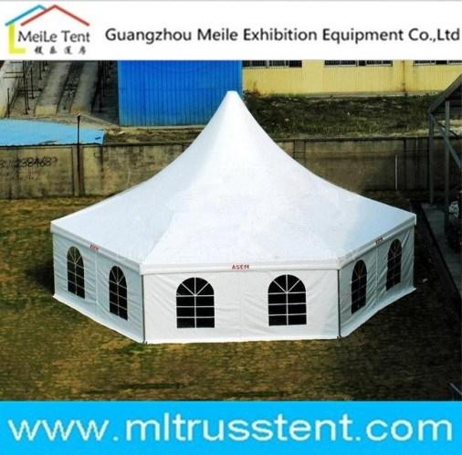 10m Diameter Aluminum Hexagonal Outdoor Events Tent