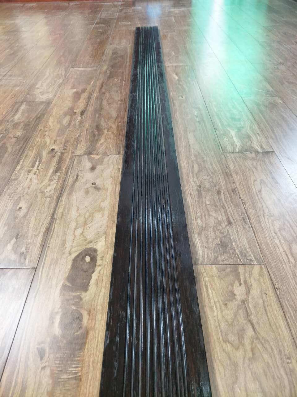 Various Bamboo Outdoor Garden Flooring