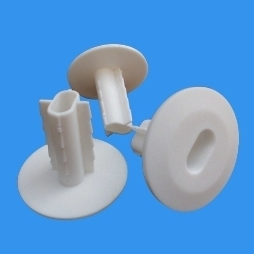 Bushing Feedthrough Wall Grommet for Dual Cable