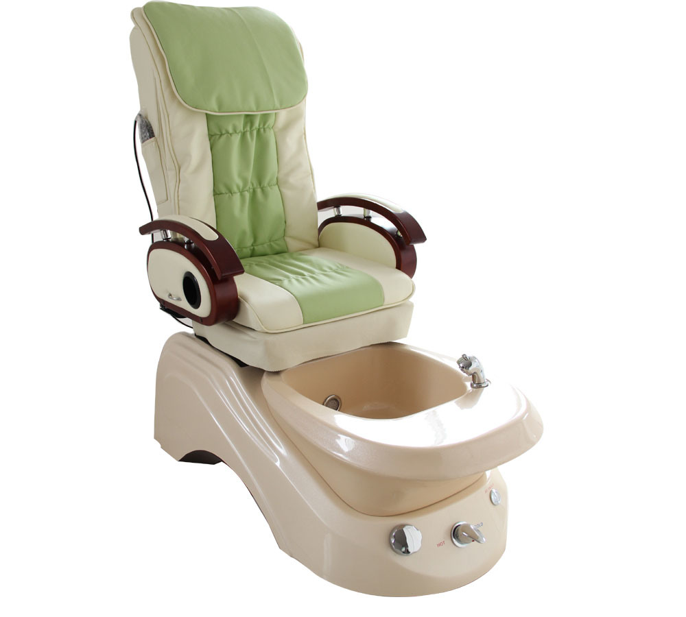 China Pipeless Foot SPA Massage Chair China Pedicure Chair Pedicure Spa Chair