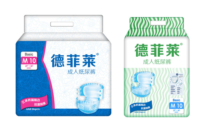 Super Absorbency Adult Diaper