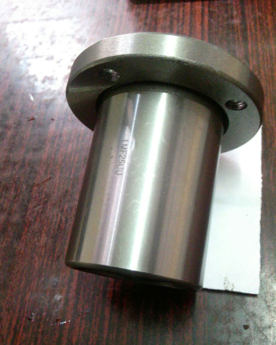 THK IKO Misumi Lm Long Type Linear Bearing Lmf25uu Linear Ball Motion Bearing Slide Unit