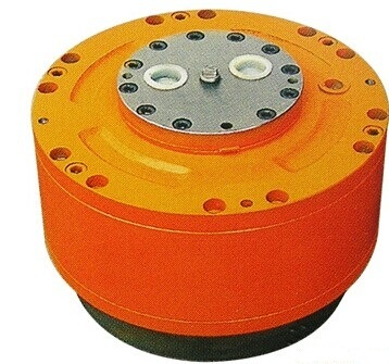 Qjm Sphere Piston Hydraulic Motor 1qjm32-2.0s