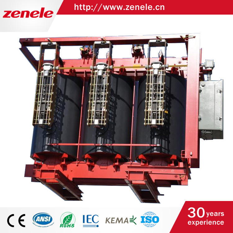 Dry Type Distribution Transformer with Enclosure