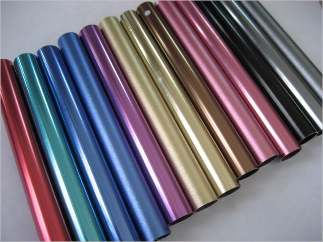 Electrophoresis Coating Finished Aluminium Profiles