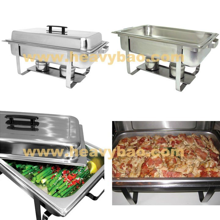 Disposable Food Warmers ~ China economy food warmer chafer stainless steel chafing
