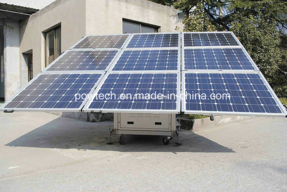 Solar Generator 1395W
