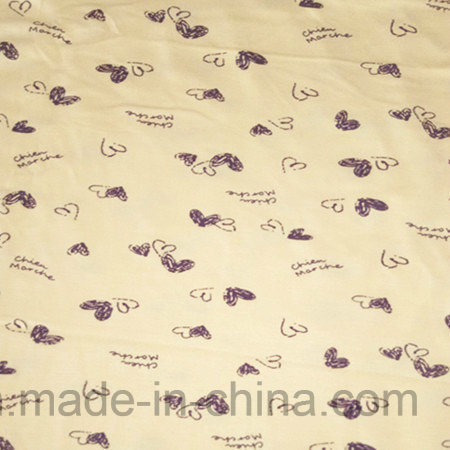 Cotton Fabric/Cotton/Spandex Single Jersey