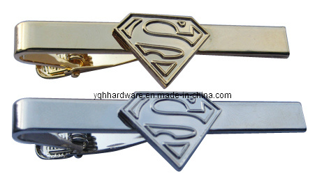 china superman tie clip yqh047 photos pictures made