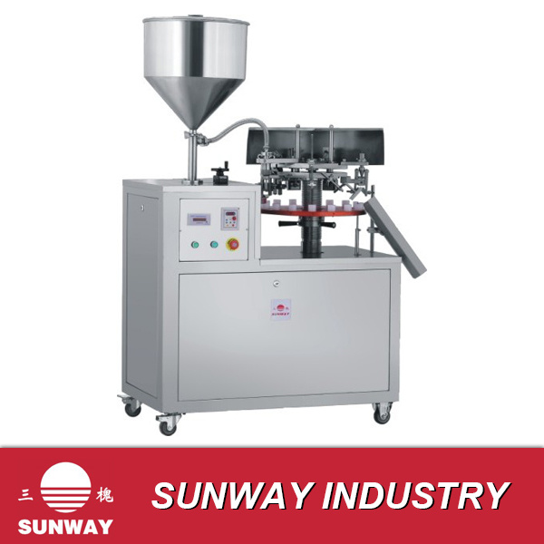 Aluminum Tube Filling and Sealing Machine (B. GFLZ-30)