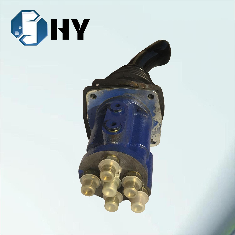 Hydraulic Joystick Valve Handle Control For Caterpillar Excavator Good Quality