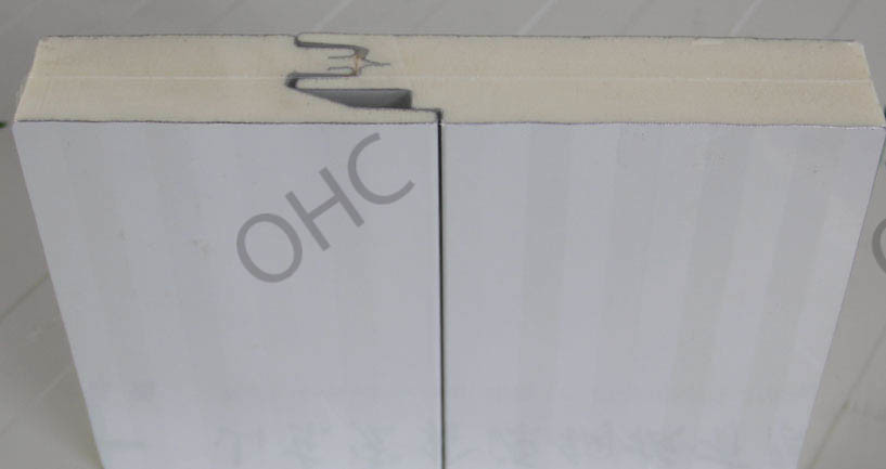 Lightweight 2inch PU Sandwich Panel