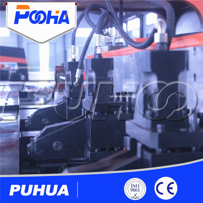 Special Heavy Steel Plate Hydraulic CNC Punching Machine Price