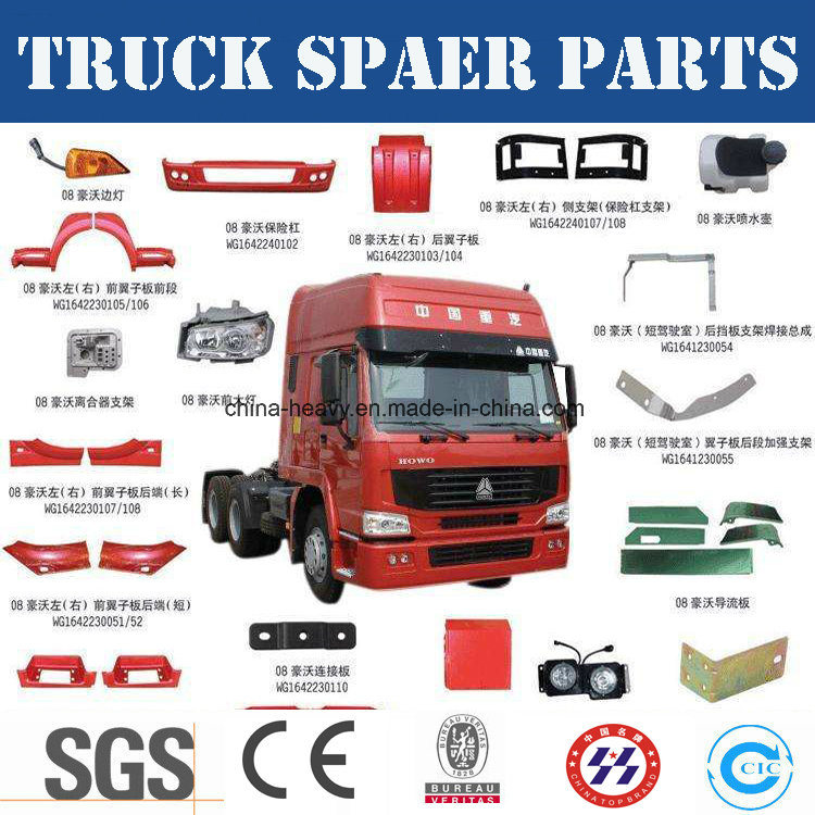 Full Series of Sinotruk Cabin Spare Parts