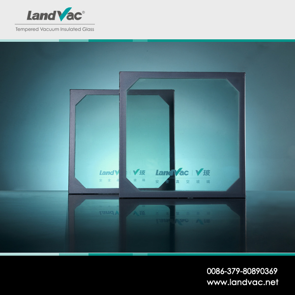 Landvac 12mm Safety Building Used Vacuum Insulating Tempered Glass