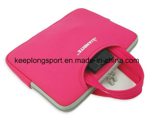 Waterproof and Shockproof Neoprene Laptop Bag, Neoprene Computer Bag, Neoprene Bag