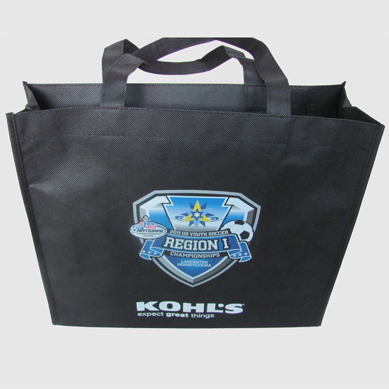 Printed PP Non-Woven Shopping Sack Bag