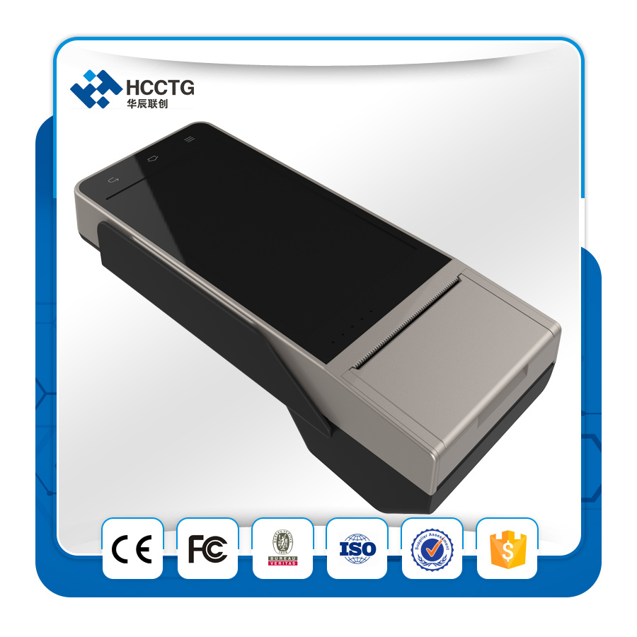 POS Terminal with 58mm Thermal Printer 2g 3G Bluetooth (HCC-Z90)
