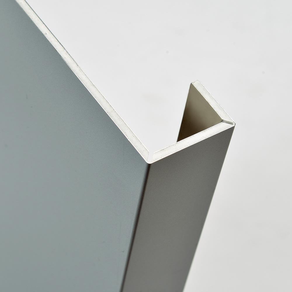 Aluis Fire Rated Aluminium Composite Panel for Exterior Solution
