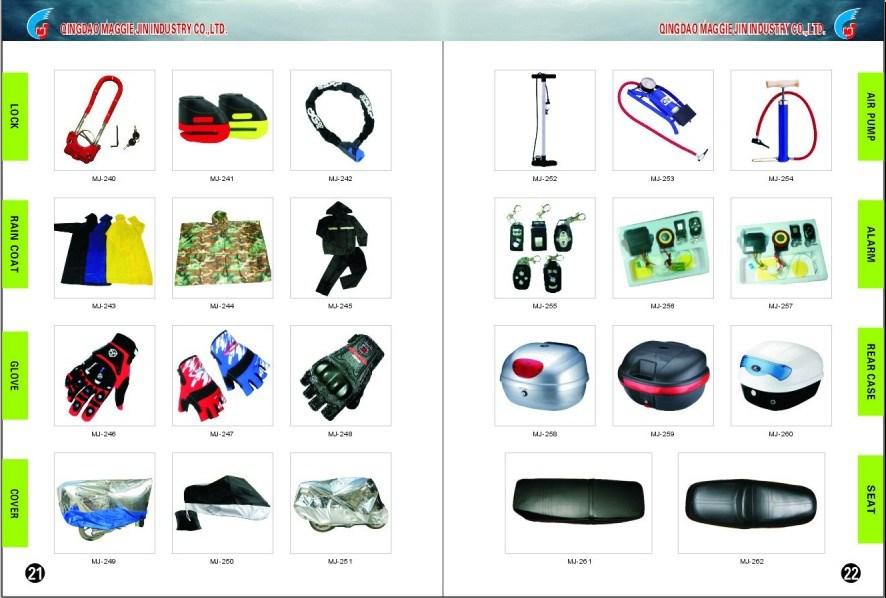Motorcycle Accessories of Filter Speedometer Fuel Cock Carburetor Fuel Pump
