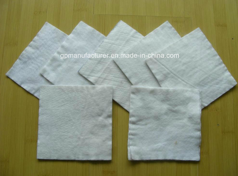150G/M2 Needle Punched Polyester Nonwoven Geotextiles/Fabric