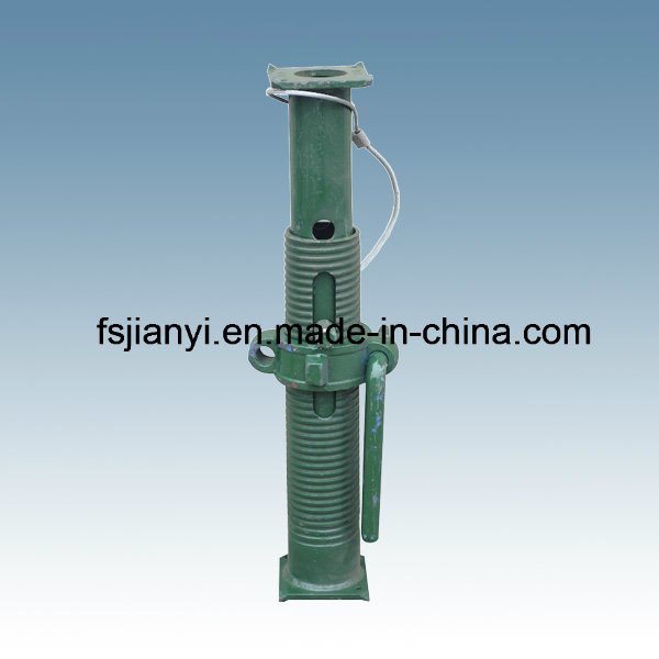 Adjustable Prop Jack Scaffold Shoring System