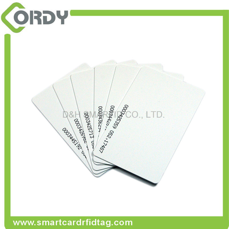 Professional proximity 125kHz EM Card Access Control ID Smart Card
